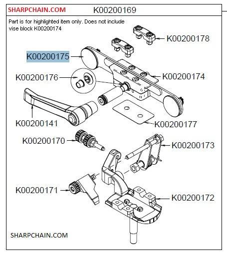 oregon 511ax parts