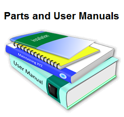 Parts and User Manuals